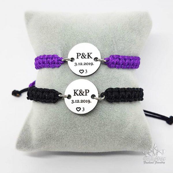 Love You Bracelets - Bukovac Fashion Jewelry