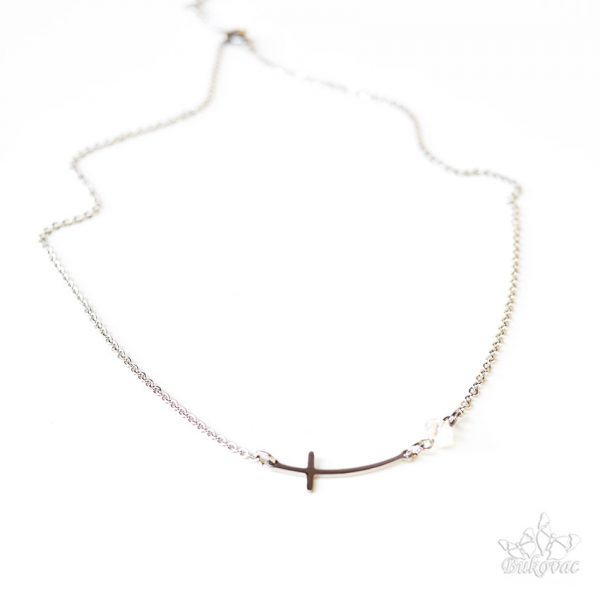 Cross Necklace - Bukovac Fashion Jewelry