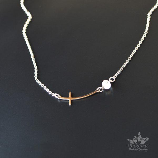 Cross Necklace - Bukovac Fashion Jewelry   BFJ