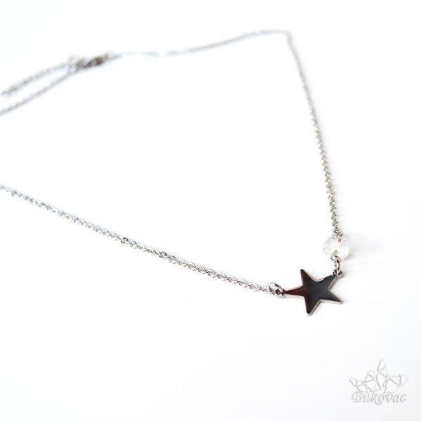 Star Necklace - Bukovac Fashion Jewelry