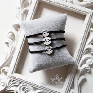 Sisters narukvice - BFJ - Bukovac Fashion Jewelry - nakit